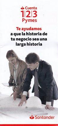 Ofertas de Bancos y seguros  en el folleto de Banco Santander en San Sebastián de los Reyes