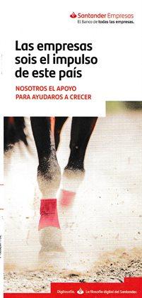 Ofertas de Bancos y Seguros en el catálogo de Banco Santander en Artesa de Segre ( Más de un mes )