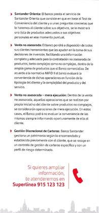 Ofertas de B-Pro en Banco Santander