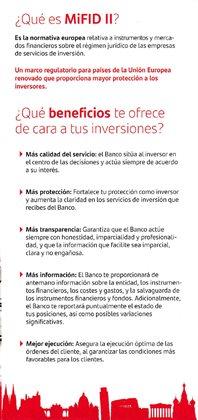 Ofertas de Inversor en Banco Santander