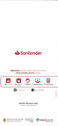 Ofertas de Liga en Banco Santander