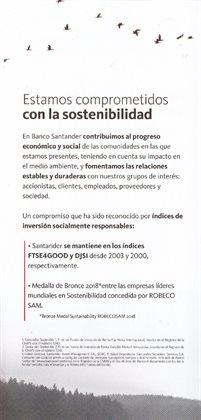 Ofertas de Fundador en Banco Santander