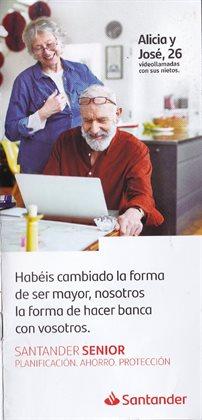 Catálogo Banco Santander ( Caducado)