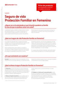 Ofertas de Bancos y Seguros en el catálogo de Banco Santander ( Más de un mes)