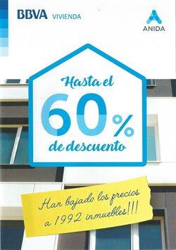 Ofertas de Bancos y seguros  en el folleto de BBVA en Ourense