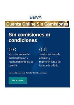 Ofertas de Bancos y Seguros en el catálogo de BBVA en Fuengirola ( 3 días más )