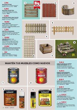 Ofertas de Productos para la madera  en el folleto de BigMat en León