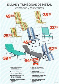 Ofertas de Sillón relax  en el folleto de BigMat en Bilbao