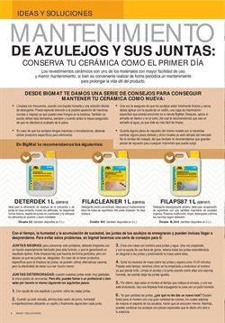 Ofertas de Detergente líquido  en el folleto de BigMat en La Orotava