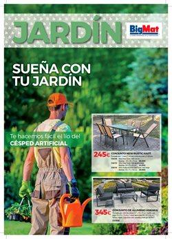 Ofertas de Jardín y bricolaje  en el folleto de BigMat en San Cristobal de la Laguna (Tenerife)