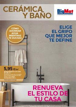 Ofertas de Jardín y bricolaje  en el folleto de BigMat en Linares