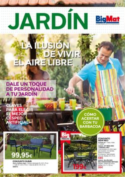 Ofertas de Jardín y Bricolaje en el catálogo de BigMat en Carlet ( Más de un mes )