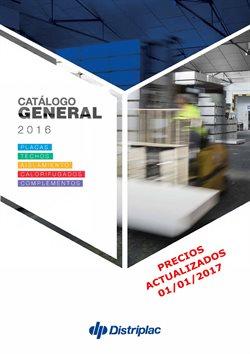 Ofertas de Distriplac  en el folleto de Murcia