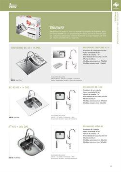 Ofertas de Teka  en el folleto de Distriplac en Madrid