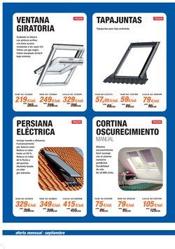 Ofertas de Cortinas  en el folleto de Distriplac en Castellón de la Plana