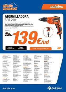 Ofertas de Herramientas  en el folleto de Distriplac en Palamos