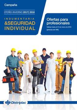 Ofertas de Distriplac  en el folleto de Leioa
