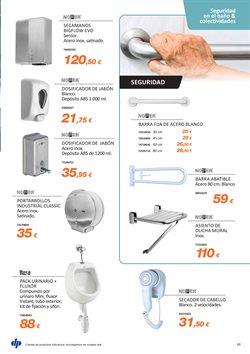 Ofertas de Seguridad en el baño en Distriplac