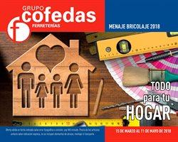 Ofertas de Cofedas  en el folleto de Ourense