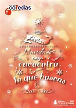 Ofertas de Cofedas  en el folleto de Oviedo