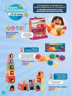 Ofertas de Juguetes bebé  en el folleto de Dideco en Madrid