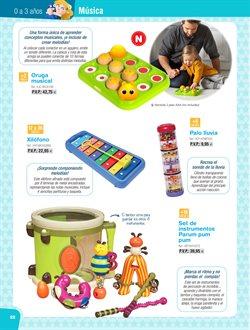 Ofertas de Instrumentos musicales  en el folleto de Dideco en Madrid