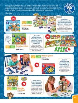 Ofertas de Juegos de mesa infantiles  en el folleto de Dideco en Madrid