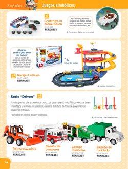 Ofertas de Camión de juguete  en el folleto de Dideco en Madrid