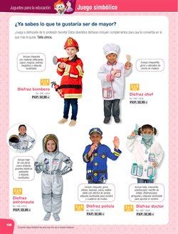 Ofertas de Disfraces  en el folleto de Dideco en Madrid