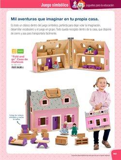 Ofertas de Casa de muñecas  en el folleto de Dideco en Madrid