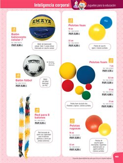 Ofertas de Balón de fútbol  en el folleto de Dideco en Madrid