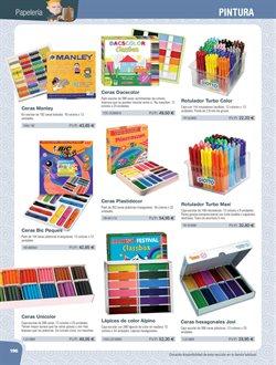 Ofertas de Colores y pinturas  en el folleto de Dideco en Madrid