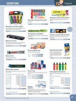 Ofertas de Marcadores  en el folleto de Dideco en Alcobendas
