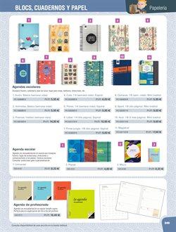 Ofertas de Agenda  en el folleto de Dideco en Pozuelo de Alarcón