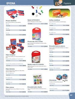 Ofertas de Encuadernadora  en el folleto de Dideco en Alcobendas