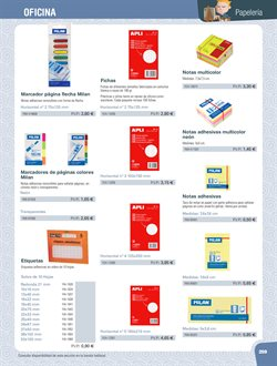 Ofertas de Post-it  en el folleto de Dideco en Madrid