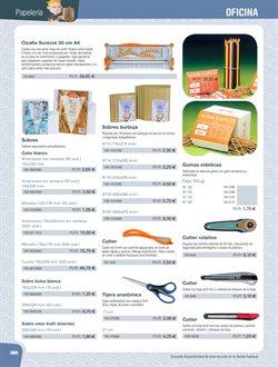 Ofertas de Cutter  en el folleto de Dideco en Madrid