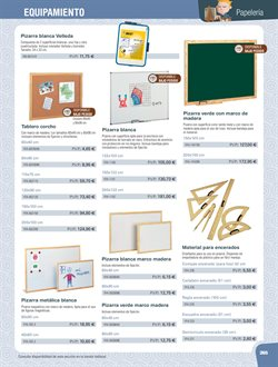 Ofertas de Pizarra  en el folleto de Dideco en Madrid
