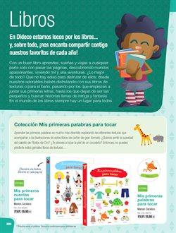 Ofertas de Libros infantiles  en el folleto de Dideco en Alcobendas