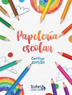 Ofertas de Dideco  en el folleto de Valencia