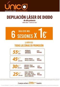 Ofertas de Centros Único  en el folleto de Barcelona