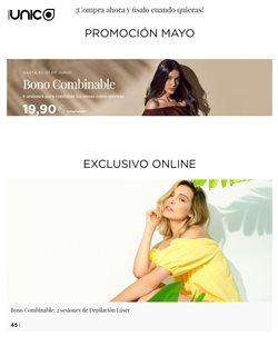 Ofertas de Perfumerías y Belleza en el catálogo de Centros Único en Ecija ( 2 días más )