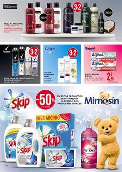 Ofertas de Crema dental  en el folleto de Supercor en Madrid