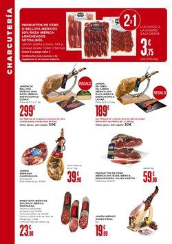 Ofertas de Jamón ibérico  en el folleto de Supercor en Granada