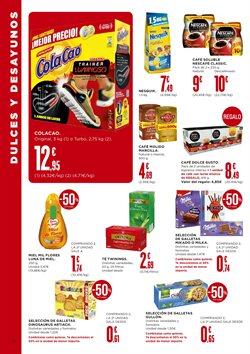 Ofertas de Nescafé  en el folleto de Supercor en Zaragoza