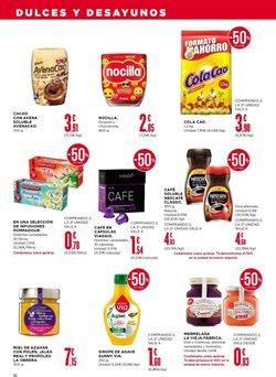 Ofertas de Cacao soluble  en el folleto de Supercor en Bilbao