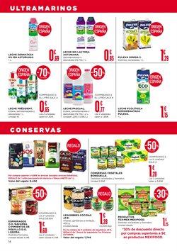 Ofertas de Legumbres cocidas  en el folleto de Supercor en Madrid
