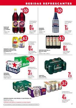Ofertas de Voll-Damm  en el folleto de Supercor en Madrid
