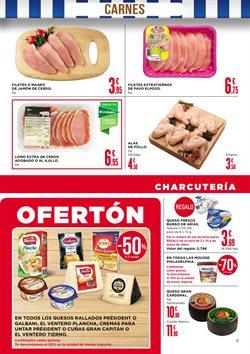 Ofertas de El Pozo  en el folleto de Supercor en León