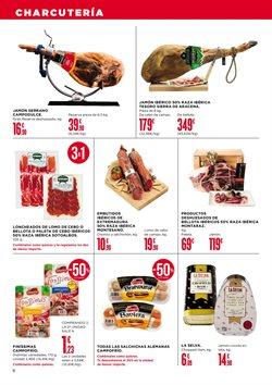 Ofertas de Salchichas frankfurt  en el folleto de Supercor en Fuengirola
